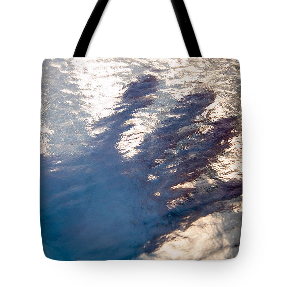 Clay Tote Bag featuring the photograph Hand Out by Clayton Bruster