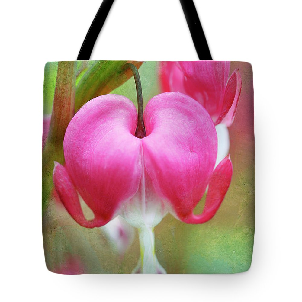 Happy Tote Bag featuring the photograph Happy Valentine's Day by Marilyn Hunt