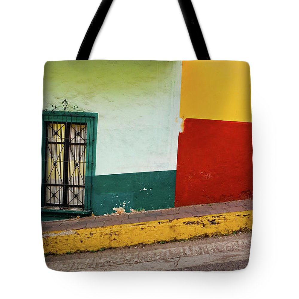 Man Tote Bag featuring the photograph Hard Knock Life by Skip Hunt
