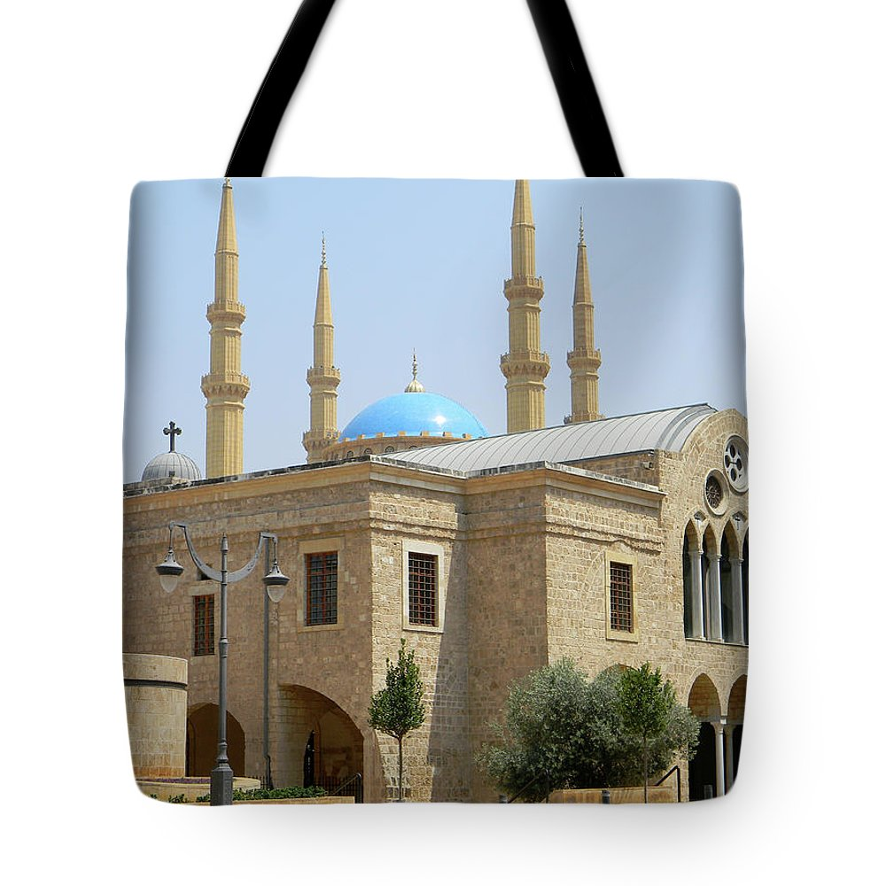 Marwan George Khoury Tote Bag featuring the photograph Harmony by Marwan George Khoury