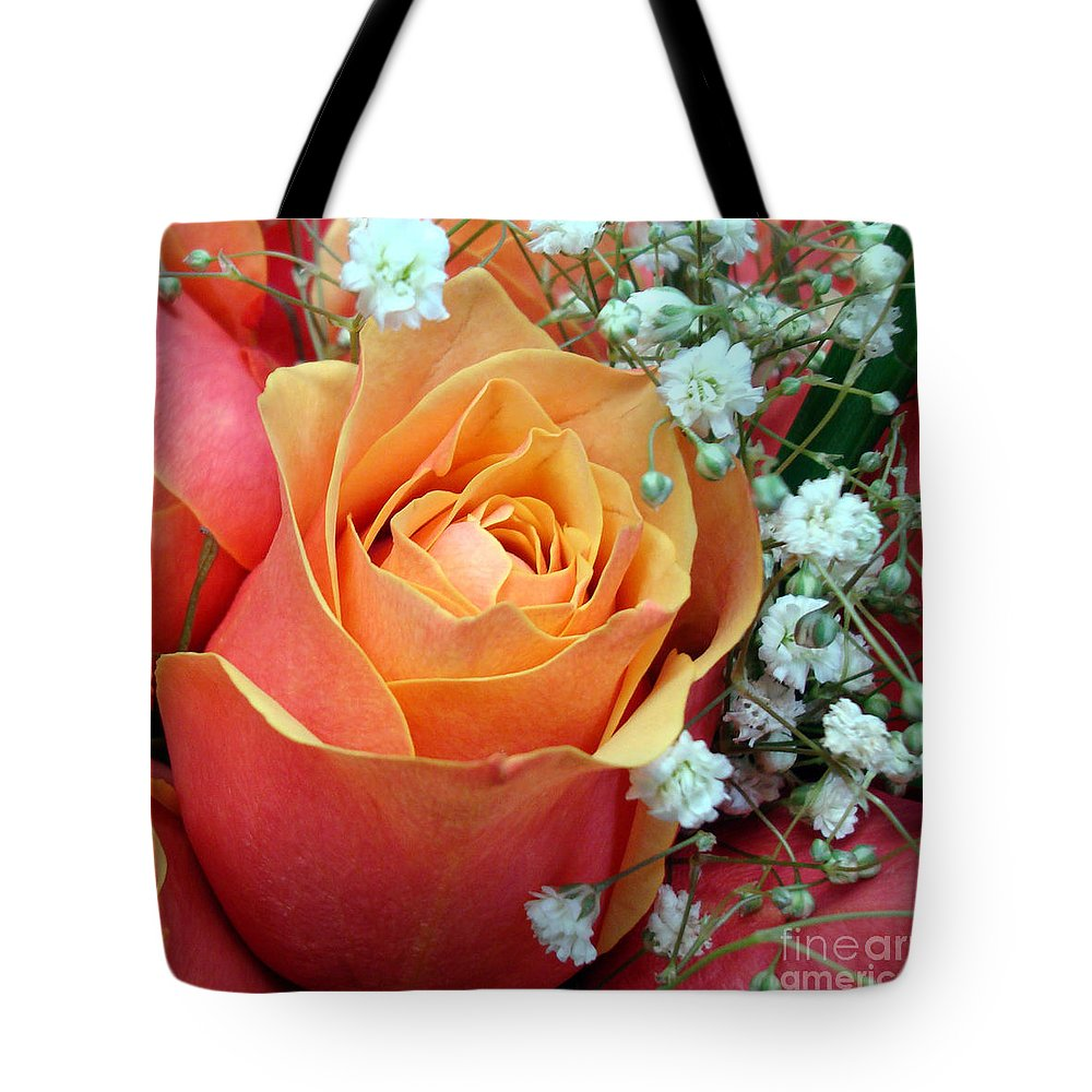 Kathy Bucari Tote Bag featuring the photograph Have I Told You Lately That I Love You by Kathy Bucari