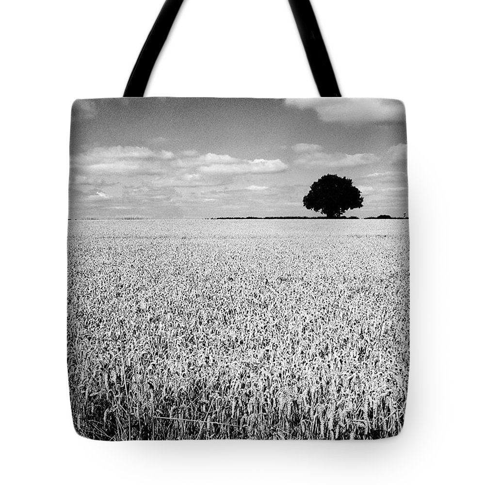 Tote Bag featuring the photograph Hawksmoor by John Edwards