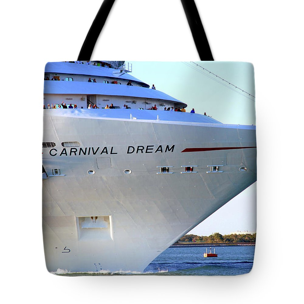 Heading South Tote Bag featuring the photograph Heading South by Susanne Van Hulst