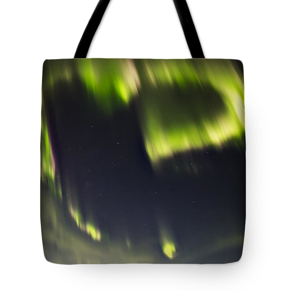Alaska Tote Bag featuring the photograph Heart Of Denali by Ed Boudreau