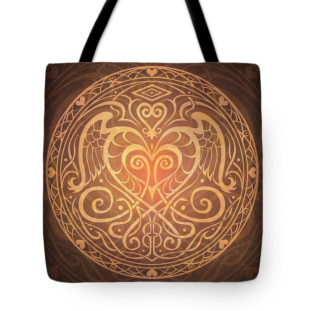 Meditative Tote Bags