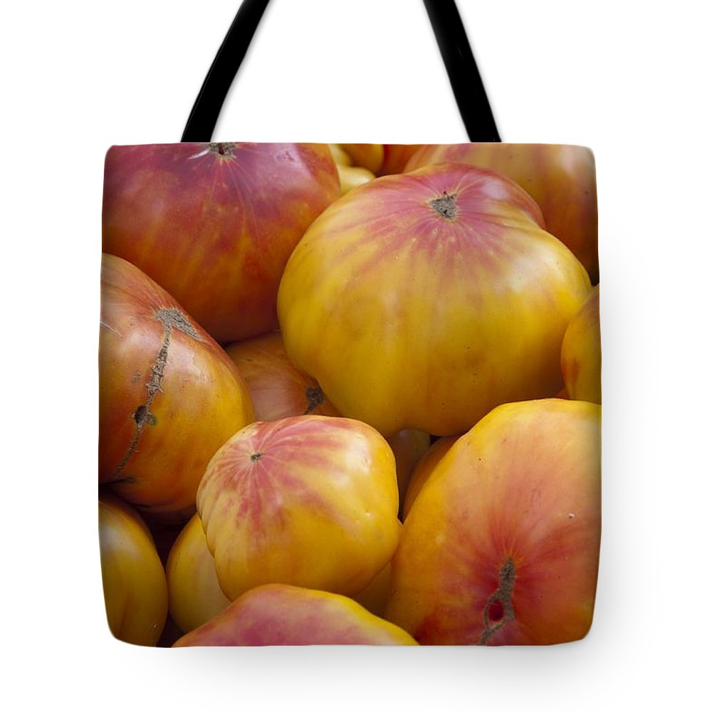 Heirloom Tote Bag featuring the photograph Heirloom by Steven Natanson