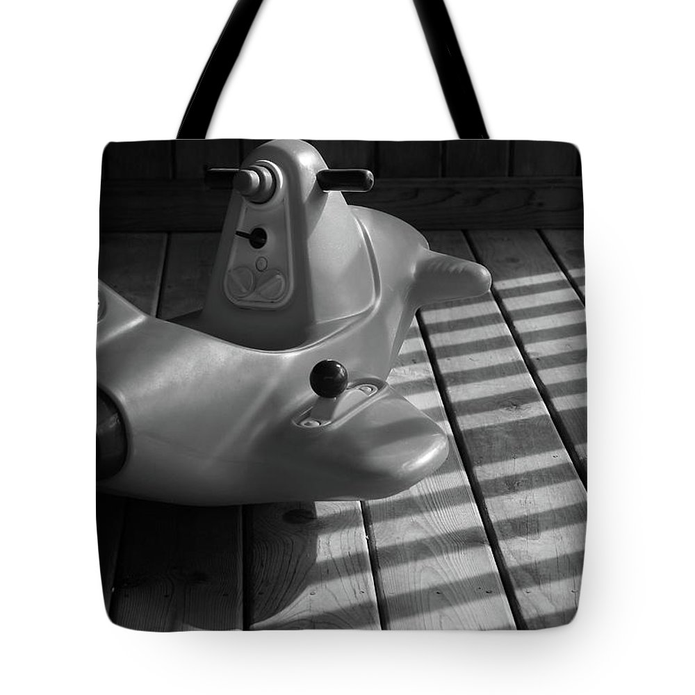 Chariot Tote Bag featuring the photograph Her Chariot Awaits by Lyle Hatch
