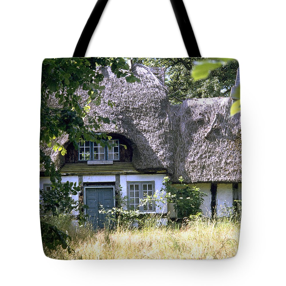 Denmark Tote Bag featuring the photograph Hidden Beauty by Flavia Westerwelle
