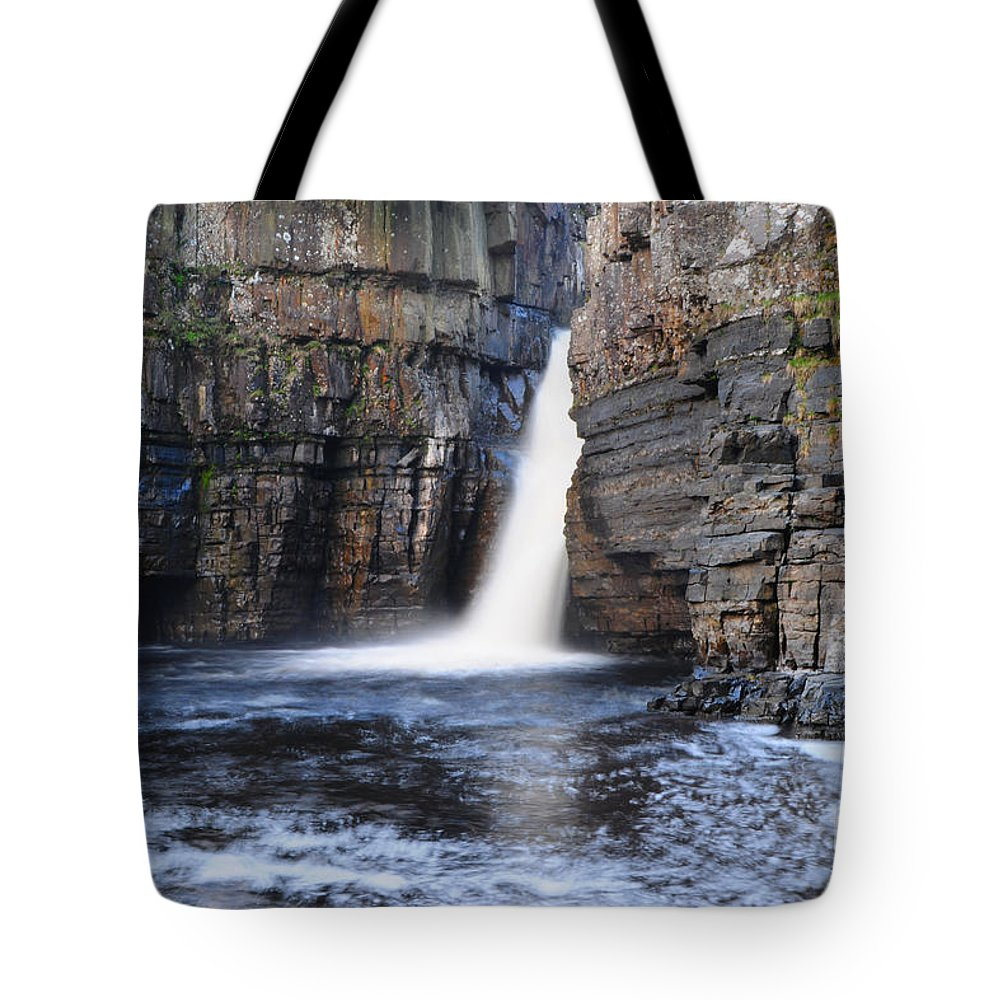High Force Tote Bag featuring the photograph High Force by Smart Aviation