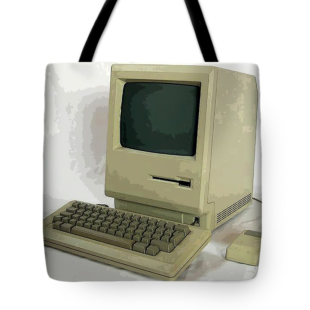 Tote Bag featuring the photograph Historical Data by Christopher Kerby