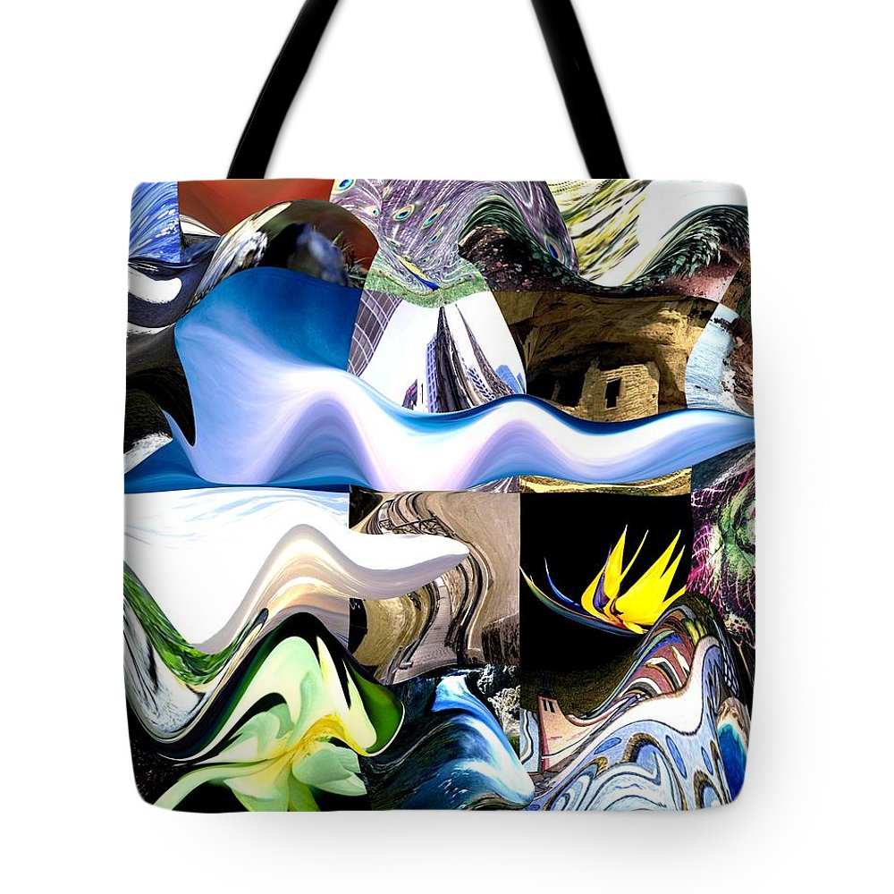 Photography Tote Bag featuring the photograph History This Week by Jacquie King