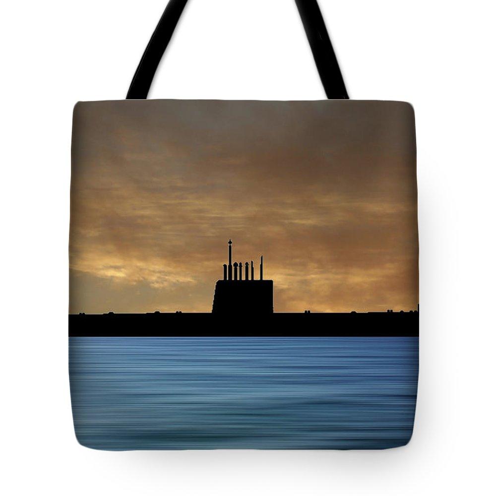 Hms Tote Bags