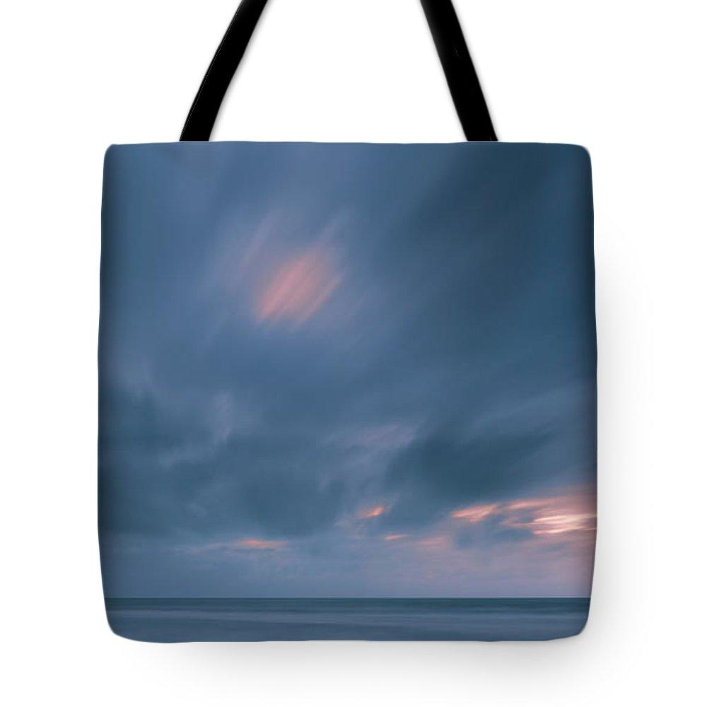 Hokatika Tote Bag featuring the photograph Hokatika Beach by Henk Meijer Photography