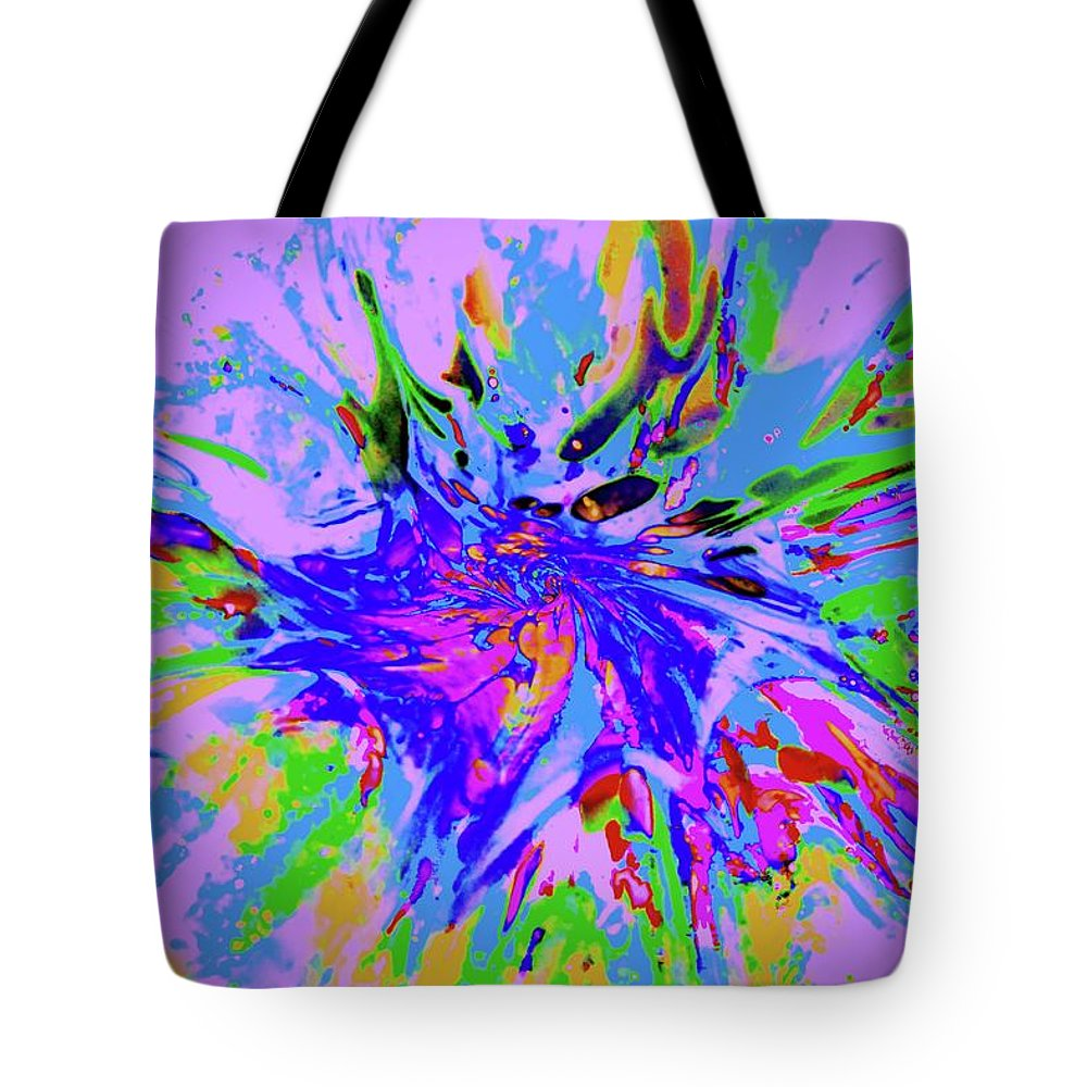 Holiday Tote Bag featuring the photograph Holiday Celebrations by Tim G Ross