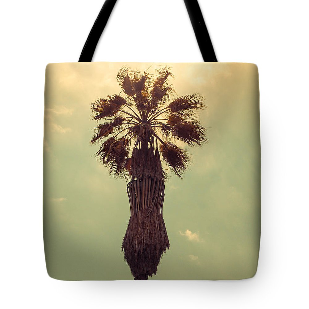 California Tote Bag featuring the photograph Hollywood Gold by Joanne Donnelly