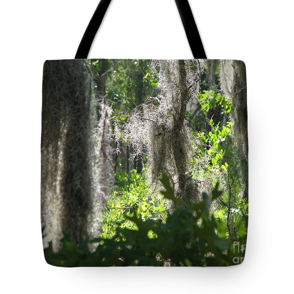 Florida Tote Bag featuring the photograph Home by Greg Patzer