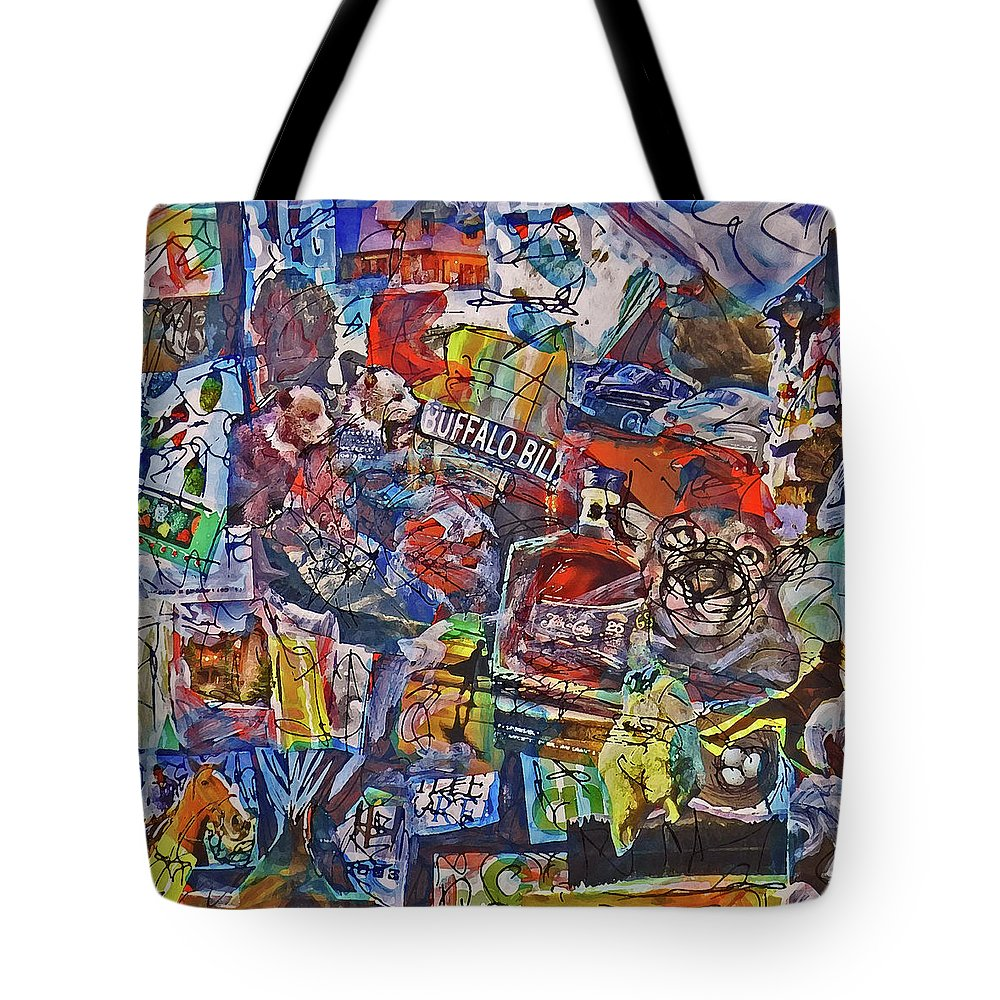 Tote Bag featuring the photograph Home IIi by George Ybarra