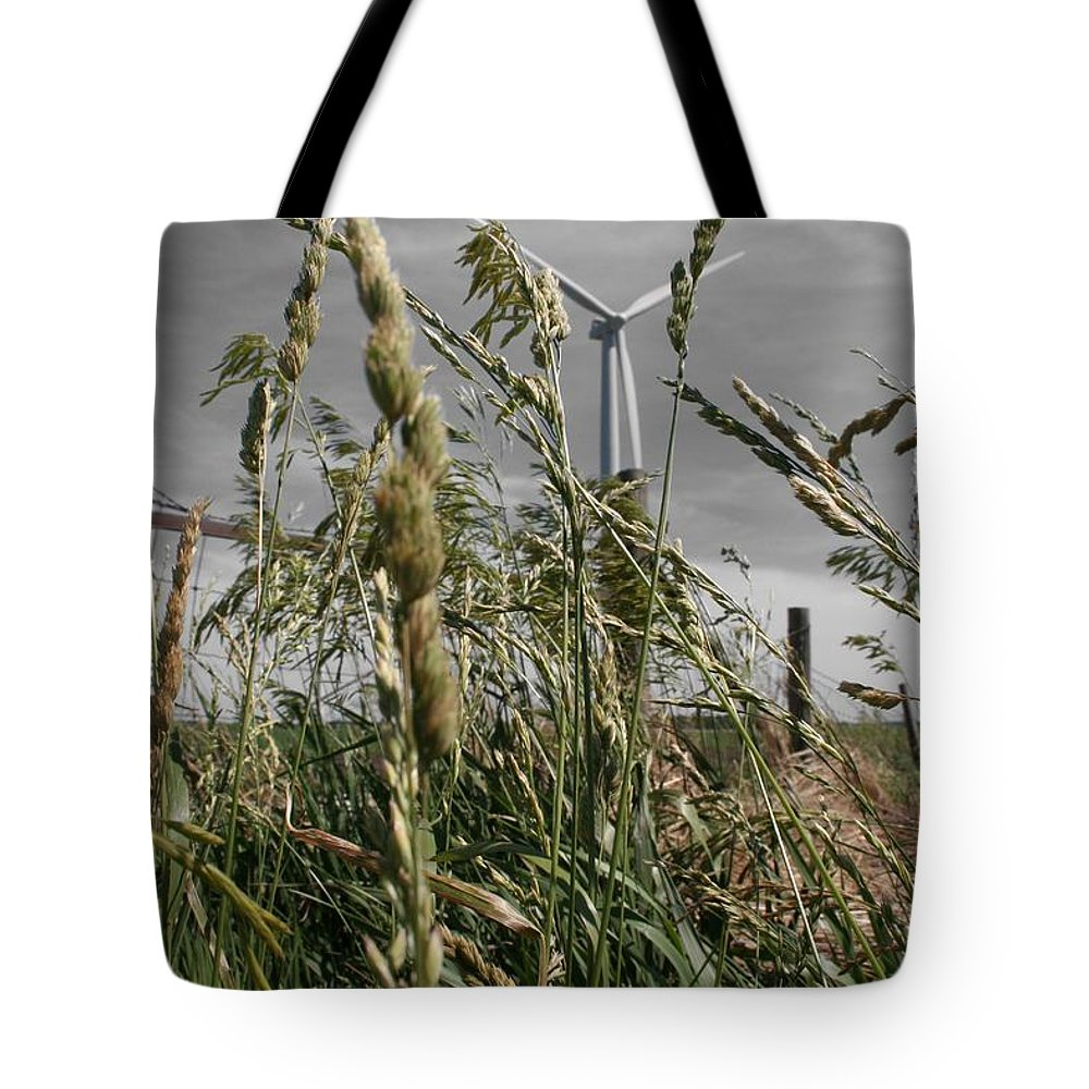 Landscape Tote Bag featuring the photograph Hope? by Dylan Punke