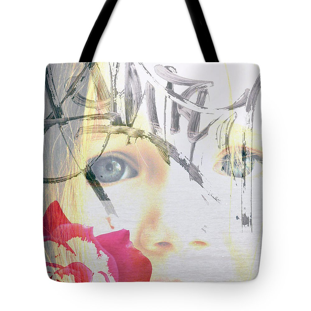 Modern Tote Bag featuring the photograph Hope For The Future by Amanda Barcon