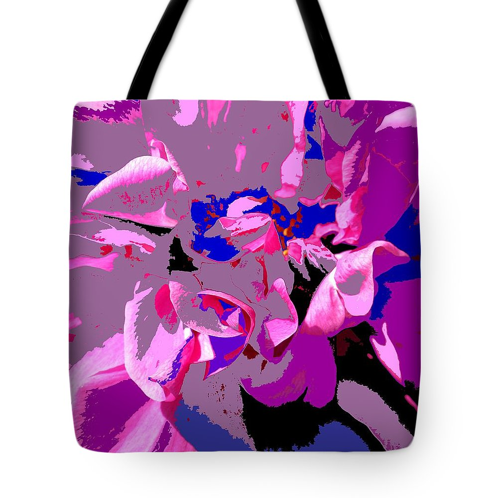 Rose Tote Bag featuring the photograph Hope by Ian MacDonald
