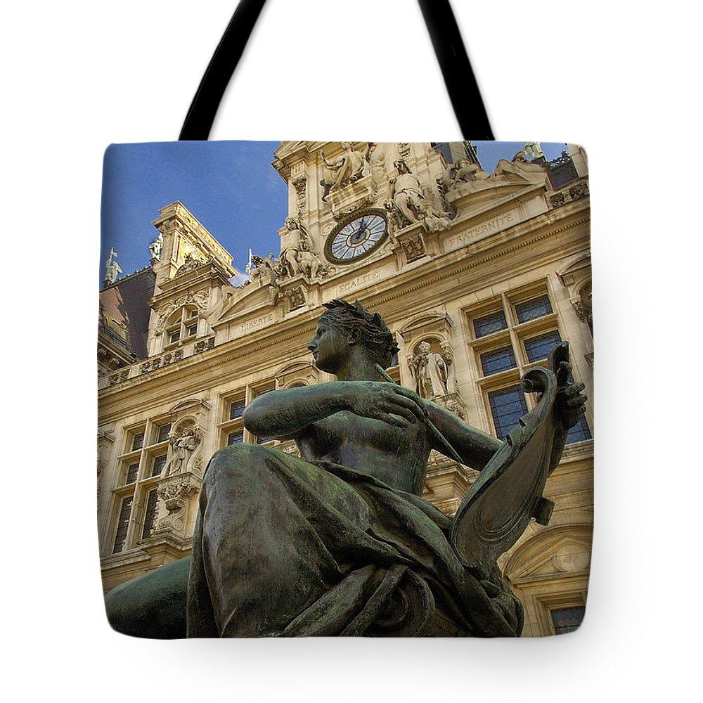 Hotel De Ville Tote Bag featuring the photograph Hotel De Ville by Mick Burkey