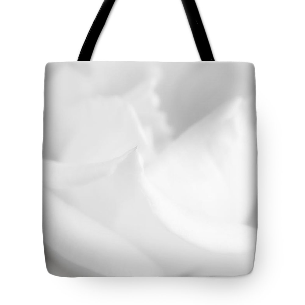 Rose Tote Bag featuring the photograph How I Feel In Your Arms by Donna Blackhall