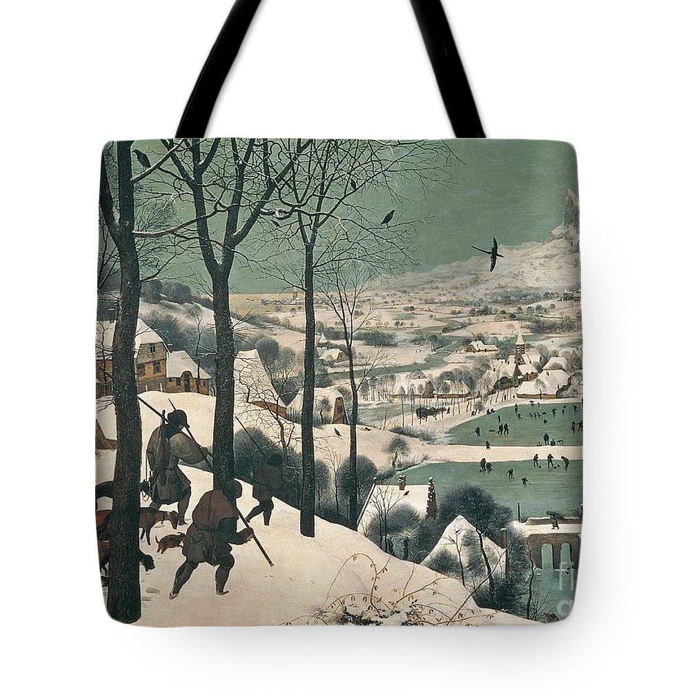The Elder Tote Bags