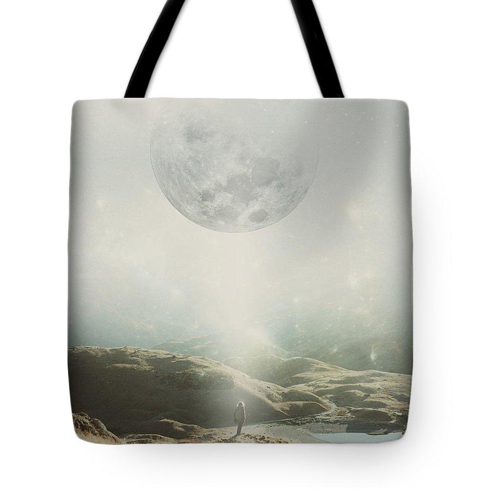 I Surrender Tote Bags