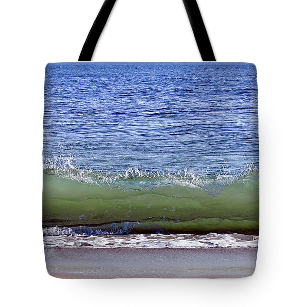 Scenic Tote Bag featuring the photograph I Could Watch Forever by Skip Willits