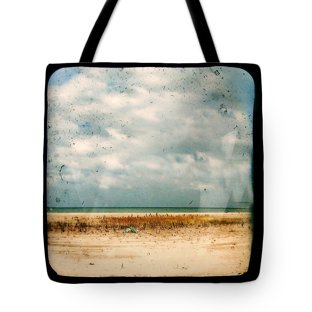 Dipasquale Tote Bag featuring the photograph I Honestly Believed by Dana DiPasquale