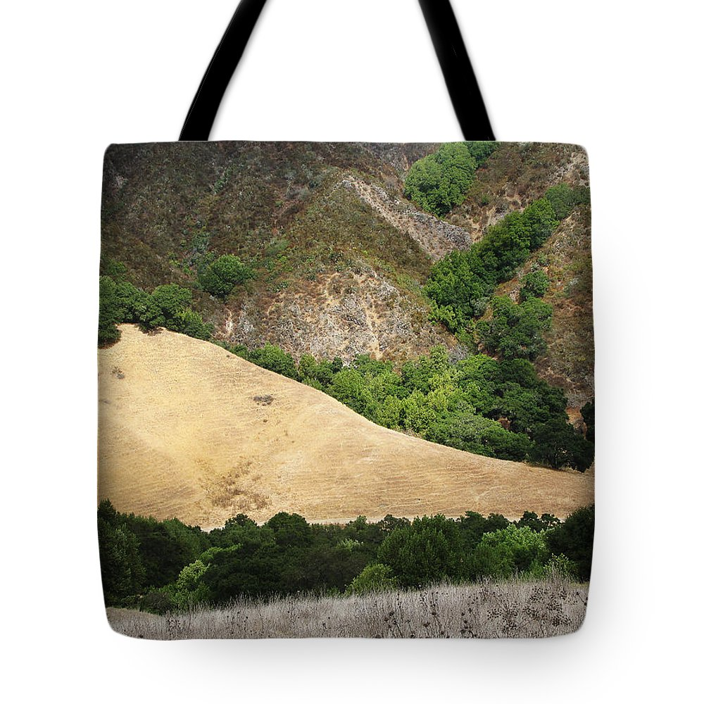 Las Trampas Tote Bag featuring the photograph Icing On The Cake by Karen W Meyer