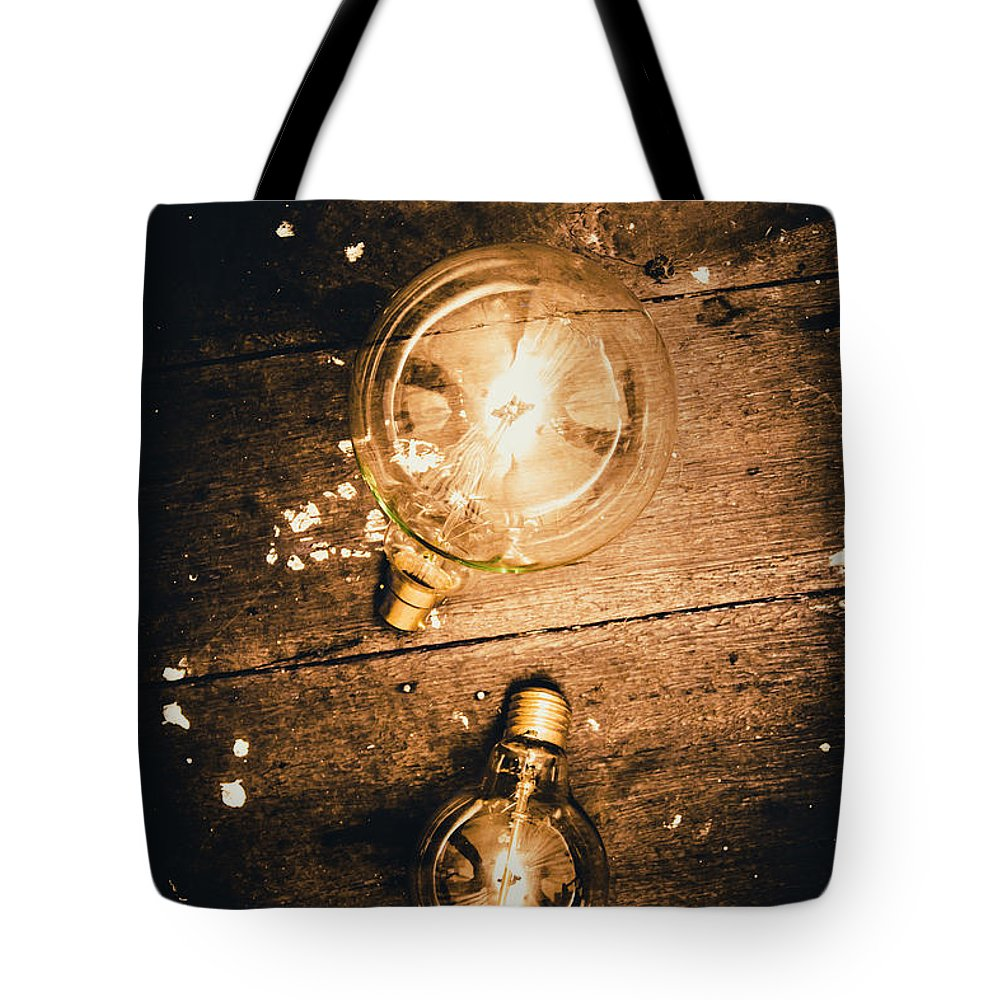 Idea Tote Bag featuring the photograph Ideas Evolution by Jorgo Photography - Wall Art Gallery