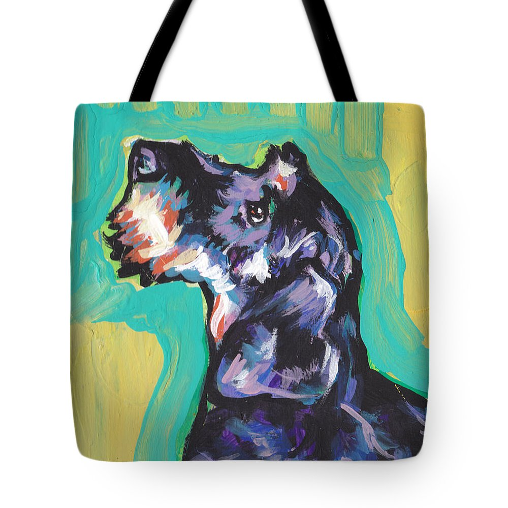 Wire-haired Dachshund Tote Bags | Fine Art America