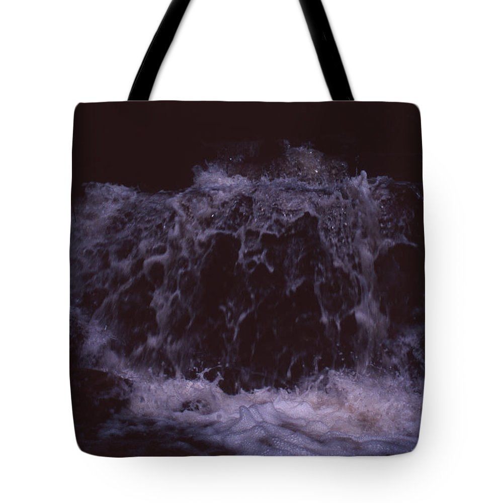 Bahia Tote Bag featuring the photograph In A Bahian Waterfall by Patrick Klauss