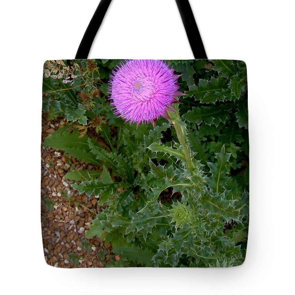 Photography Tote Bag featuring the digital art In Demure Profile by Nancy Kane Chapman