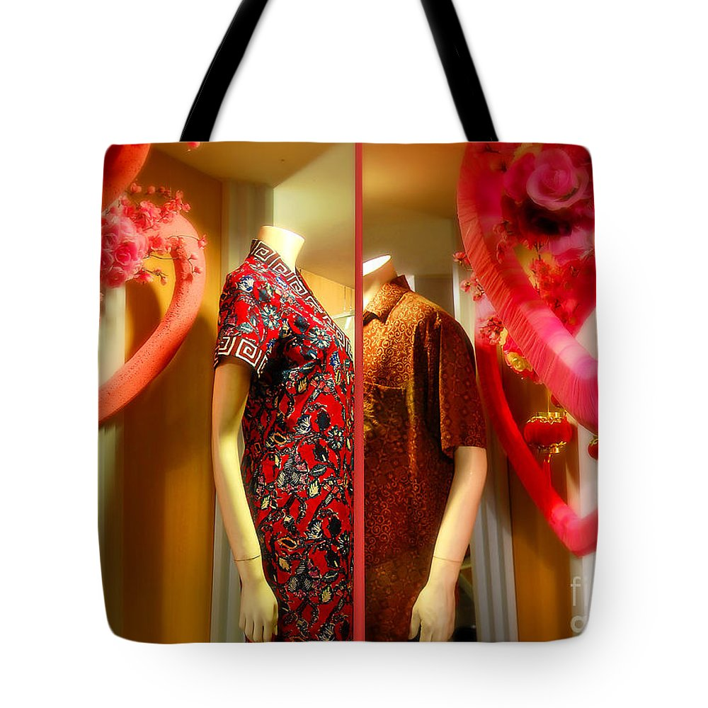 Love Tote Bag featuring the photograph In Love by Charuhas Images