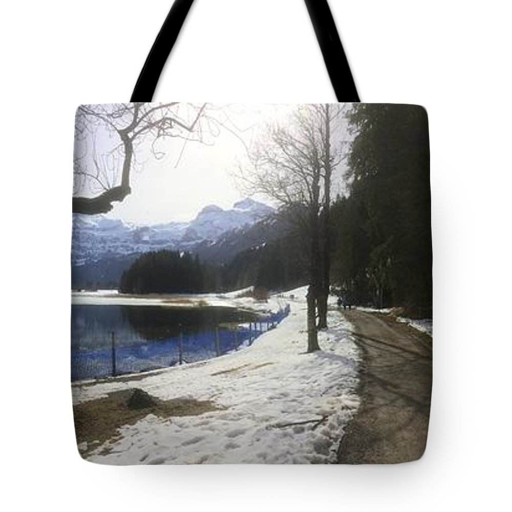 Nature Tote Bag featuring the photograph In Nature Long 1 by Angelika Heidemann