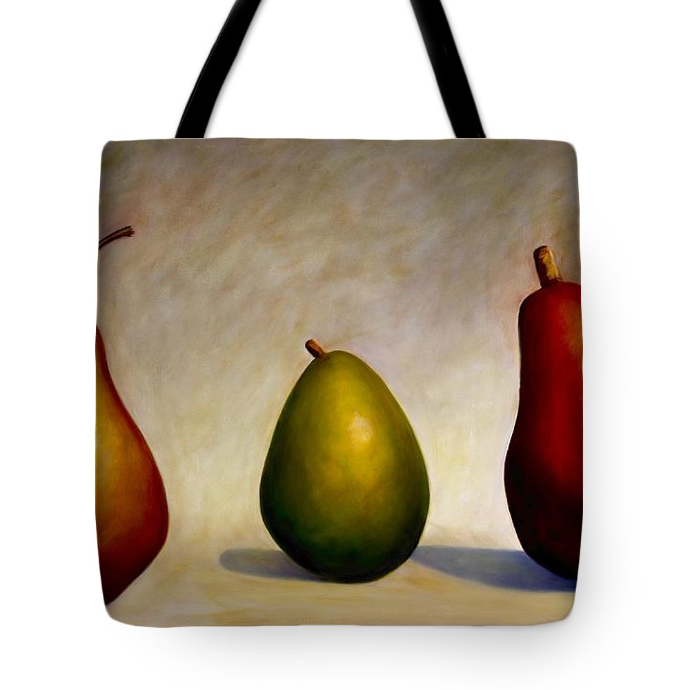 Still Life Tote Bag featuring the painting In Repair by Shannon Grissom