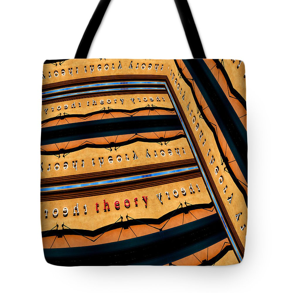 Photography Tote Bag featuring the photograph In Theory by Paul Wear