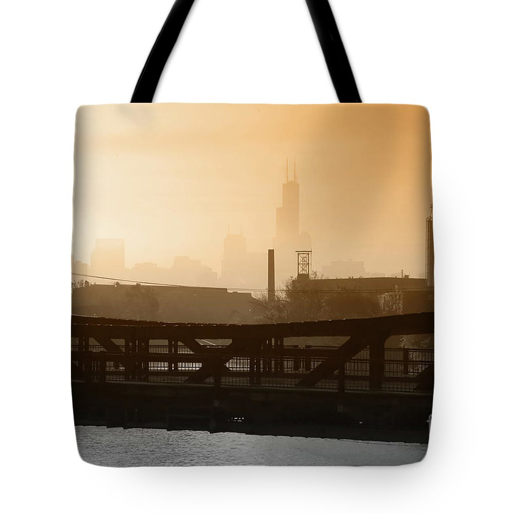 Manufacturing Plant Tote Bags
