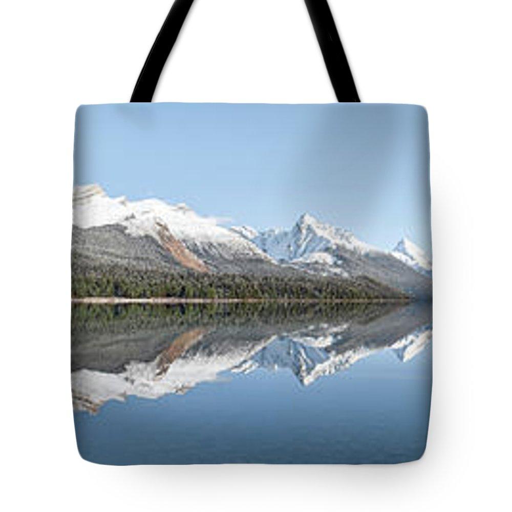Kremsdorf Tote Bag featuring the photograph Infinity Dream by Evelina Kremsdorf