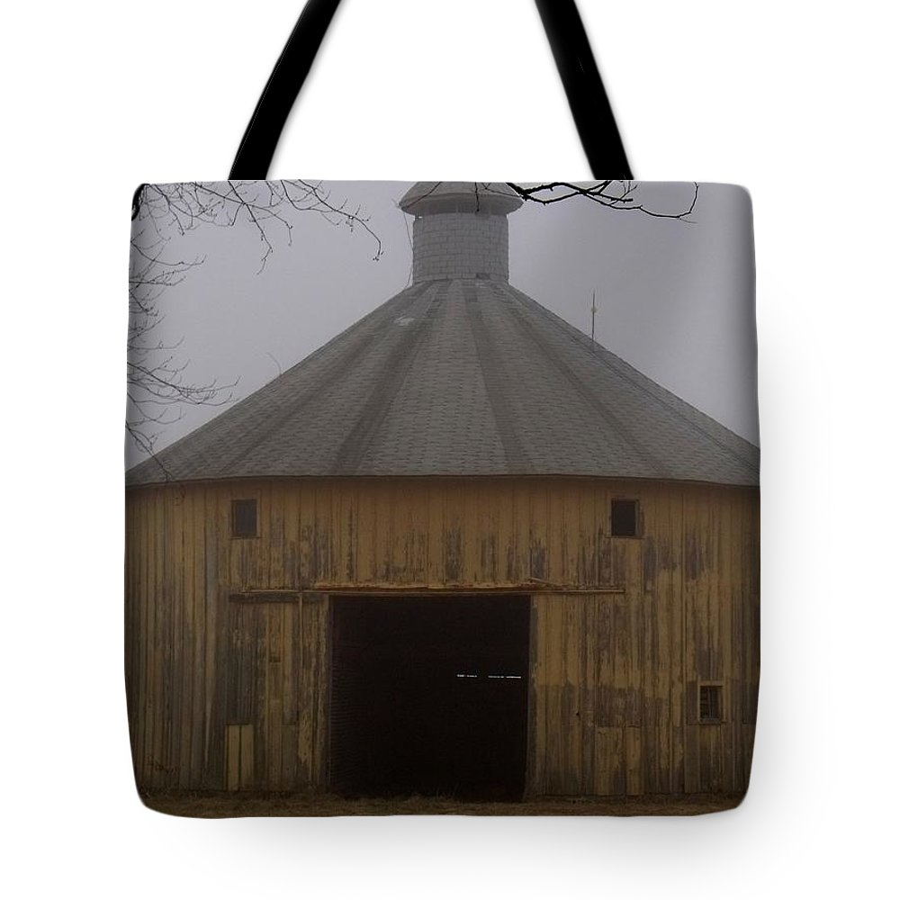Inside These Four Walls Tote Bag featuring the photograph Inside These Four Walls by Ed Smith