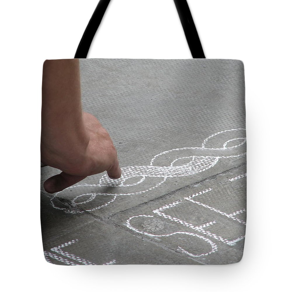 Dublin Tote Bag featuring the photograph Integrity by Kelly Mezzapelle