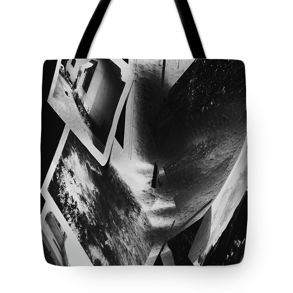 Left Brain Tote Bag featuring the photograph Intellect Disconnect by Jorgo Photography - Wall Art Gallery