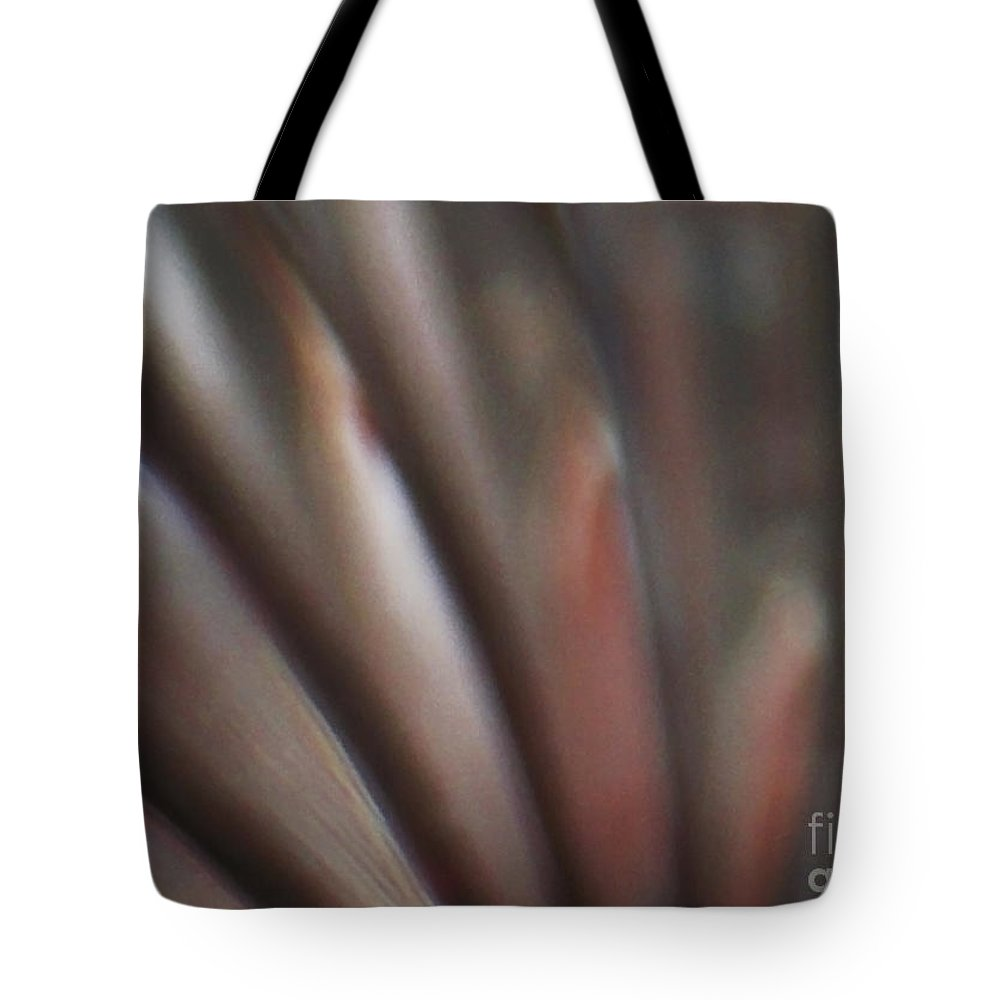 Crystal Tote Bag featuring the photograph Internal Reflection by Linda Shafer