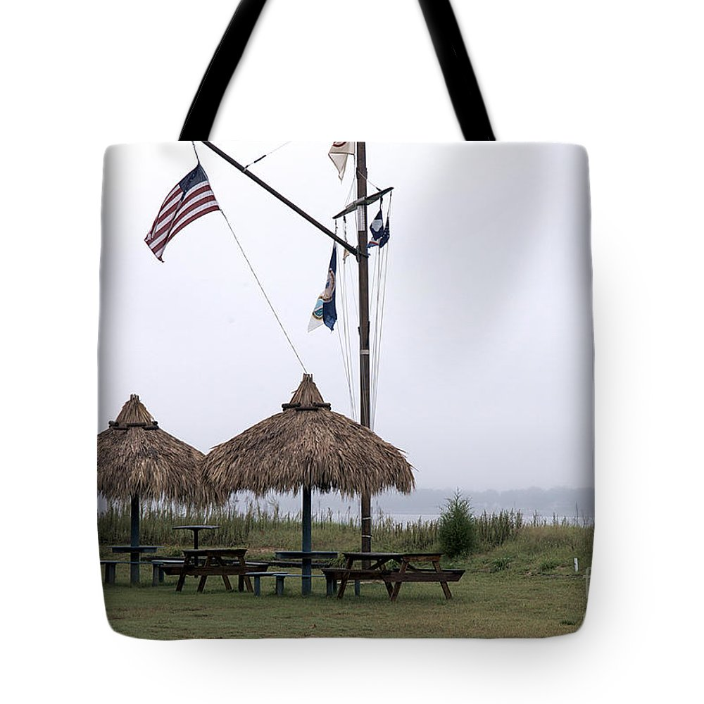 Clay Tote Bag featuring the photograph Island Time by Clayton Bruster