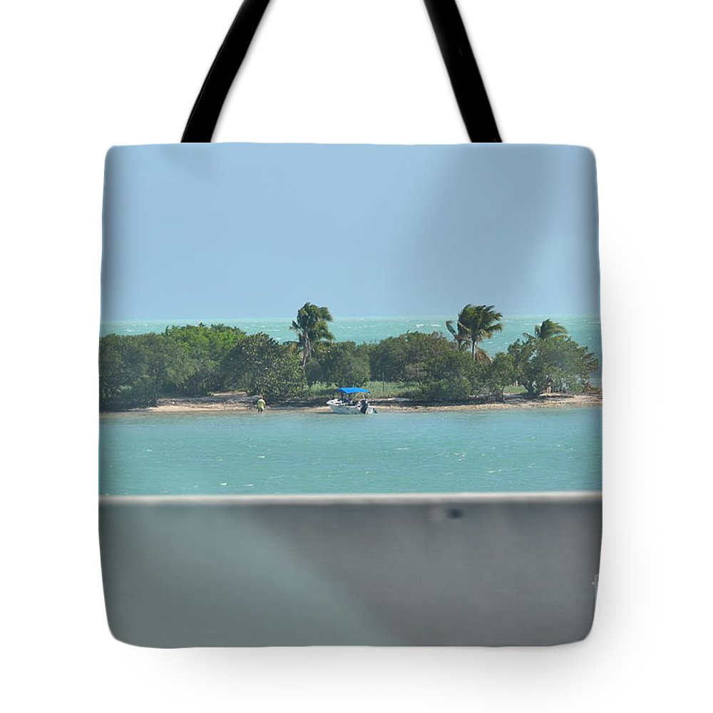 Key West Florida Tote Bag featuring the photograph Islands Islands Islands by Davids Digits