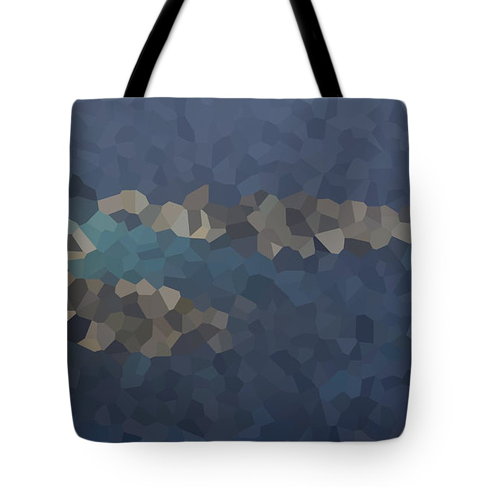 Islands Tote Bag featuring the photograph Islands by Matthew Cassar