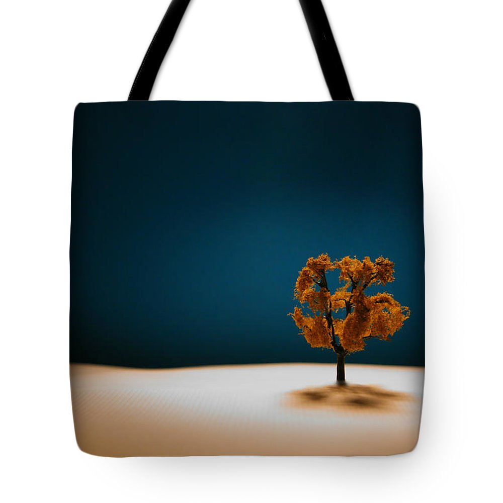Tree Tote Bag featuring the photograph It Is Always There by Mark Ross