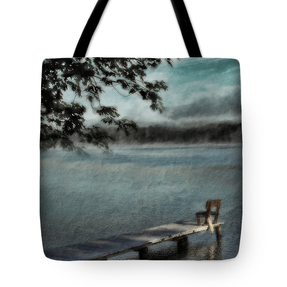 Lauren Radke Tote Bag featuring the photograph It Was Just A Dream by Lauren Radke